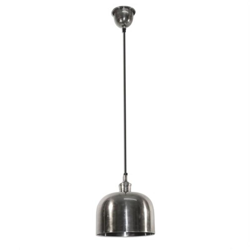 Delta Metal Pendant Light - Large