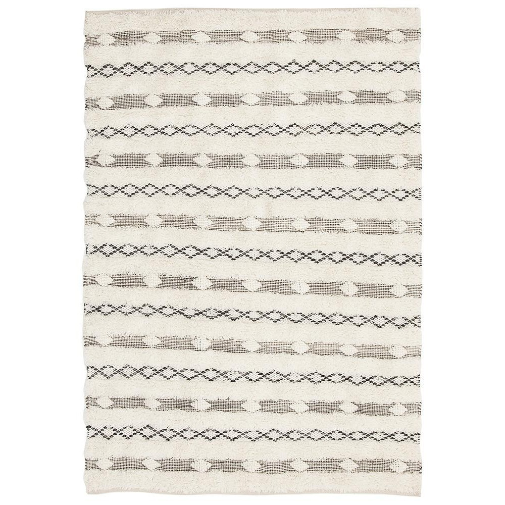 Fusion Compound Handmade Wool & Cotton Rug, 300x400cm