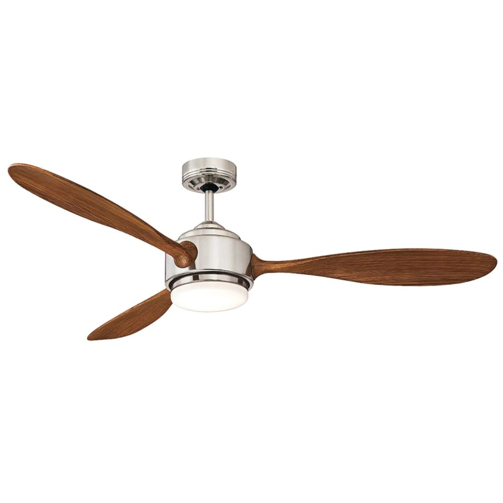 Duxton AC Ceiling Fan with LED Light, 130cm/52