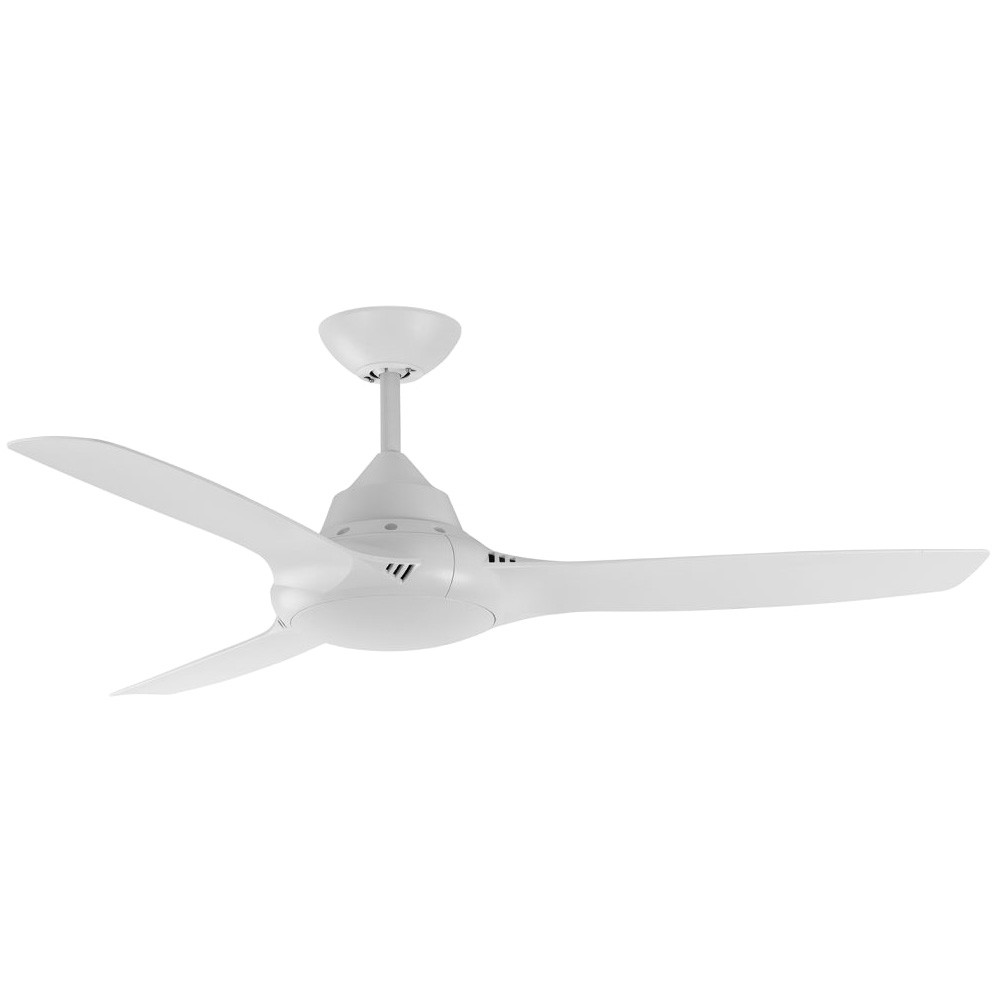 Phaser Indoor / Outdoor AC Ceiling Fan, 127cm/50