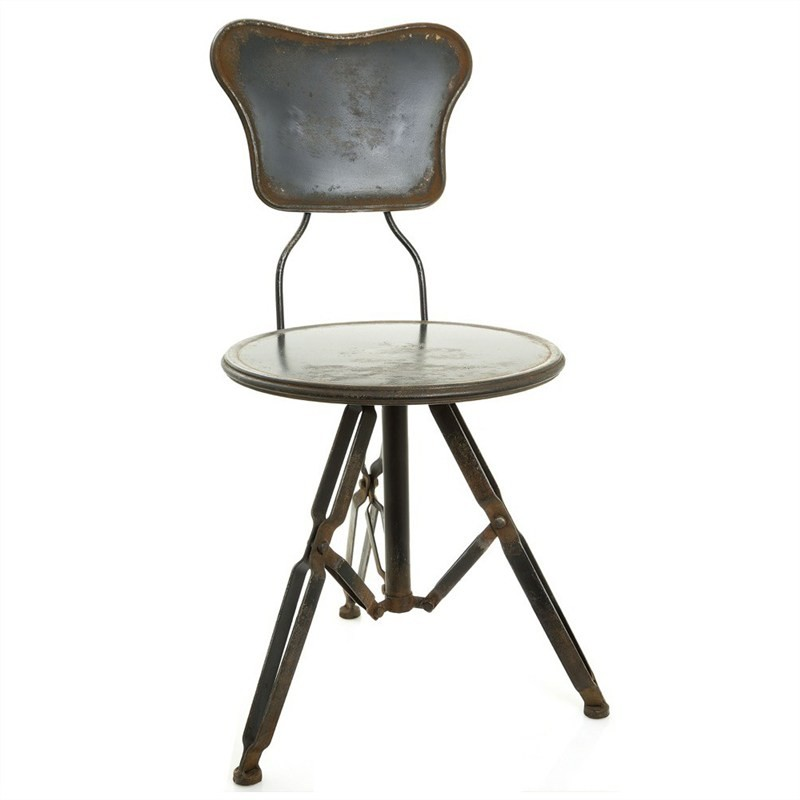 Edensor Metal Dining Chair
