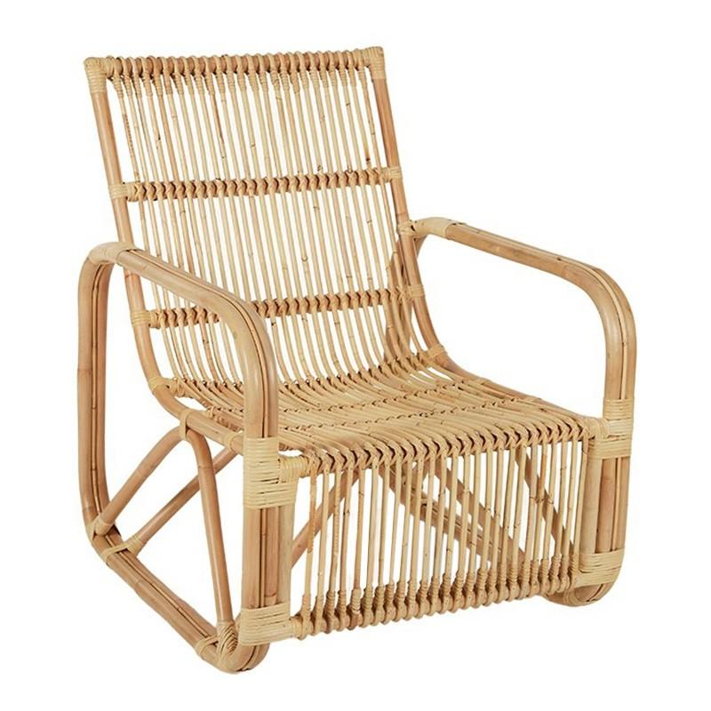 Monteo Rattan Lounge Armchair