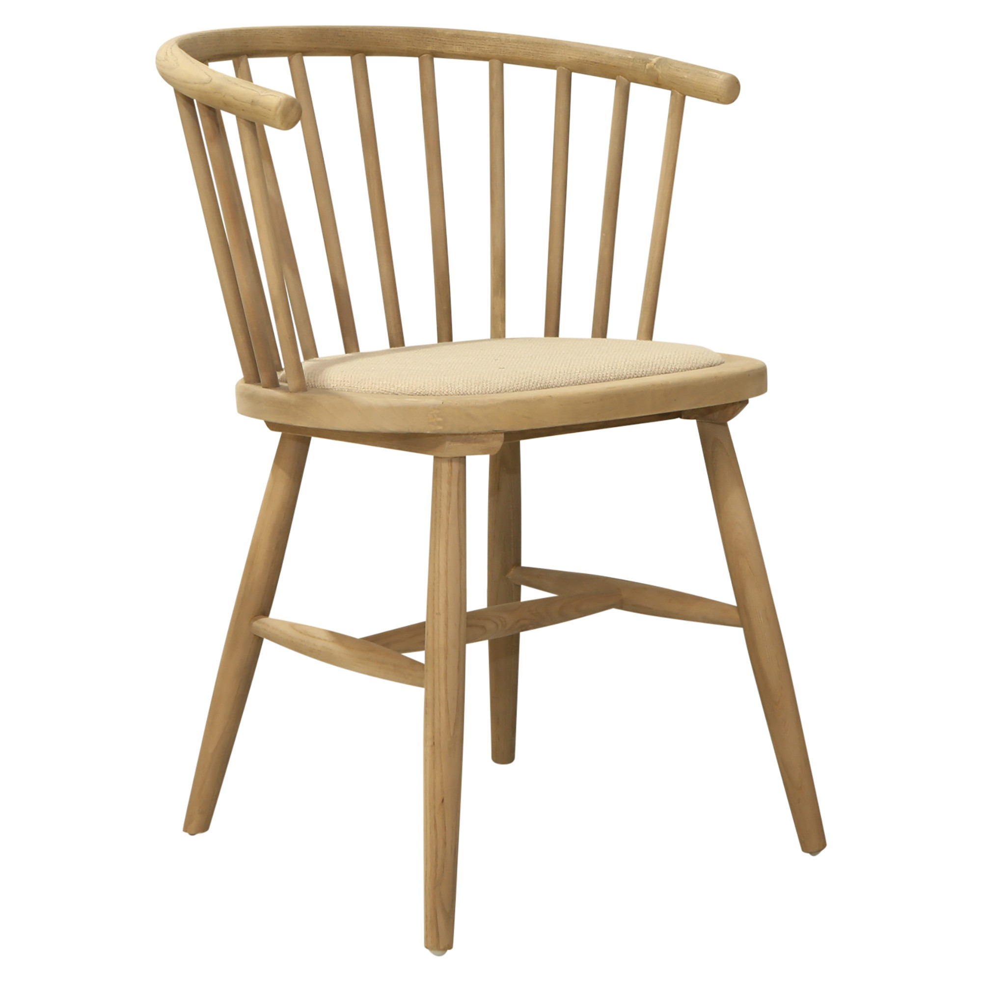 Dexter Elm Timber Dining Chair