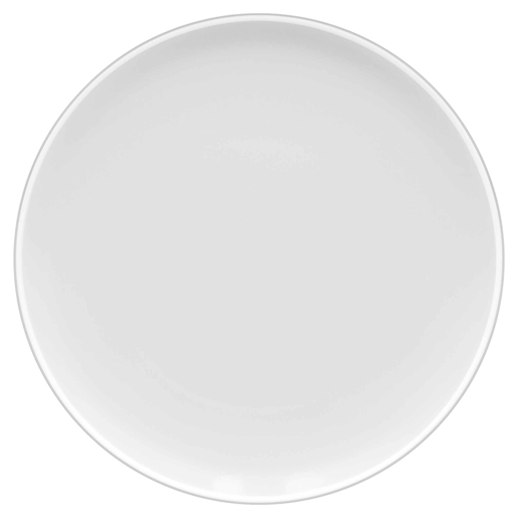 Noritake ColorTrio Porcelain Coupe Dinner Plate, Slate
