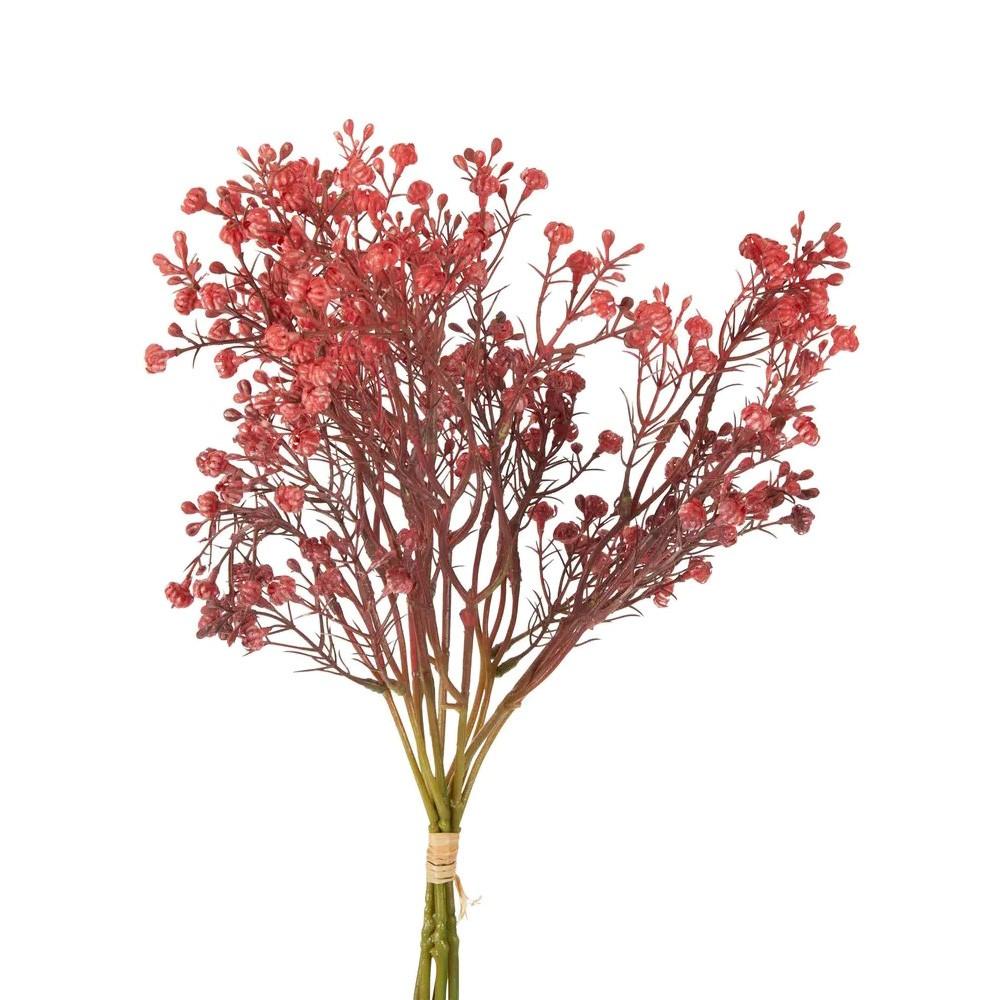 Artificial Gypsophila Bundle, 38cm, Pink