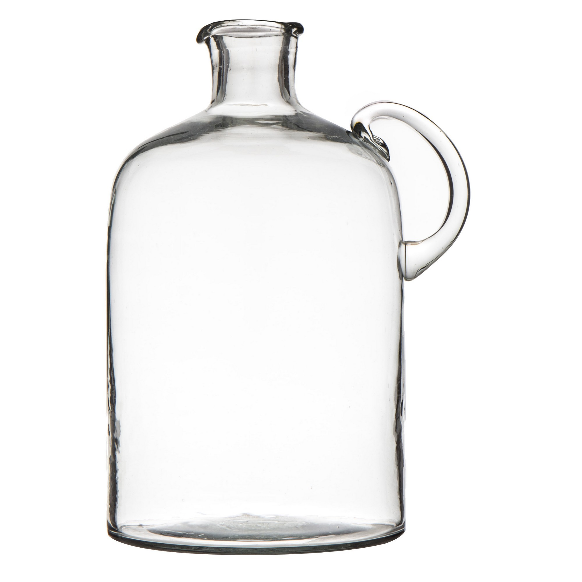 Hemmingway Glass Flagon, Large