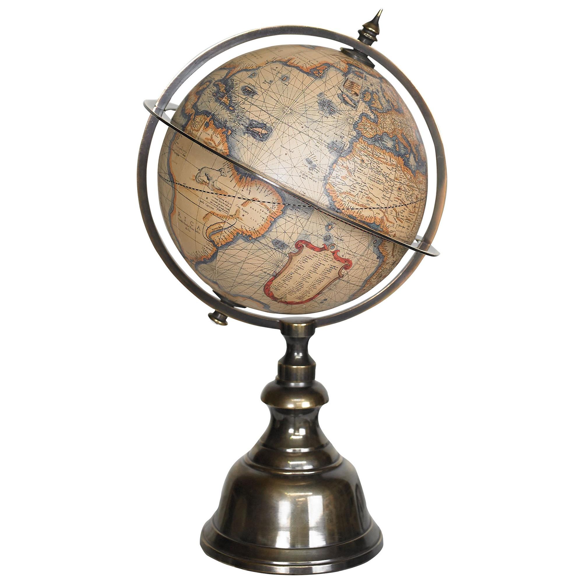 Lewis Tabletop Terrestrial Globe