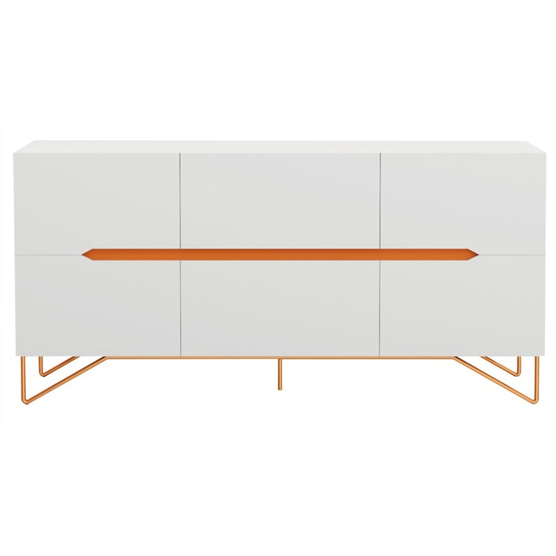 Funk Commercial Grade 2 Door 2 Drawer Buffet Table