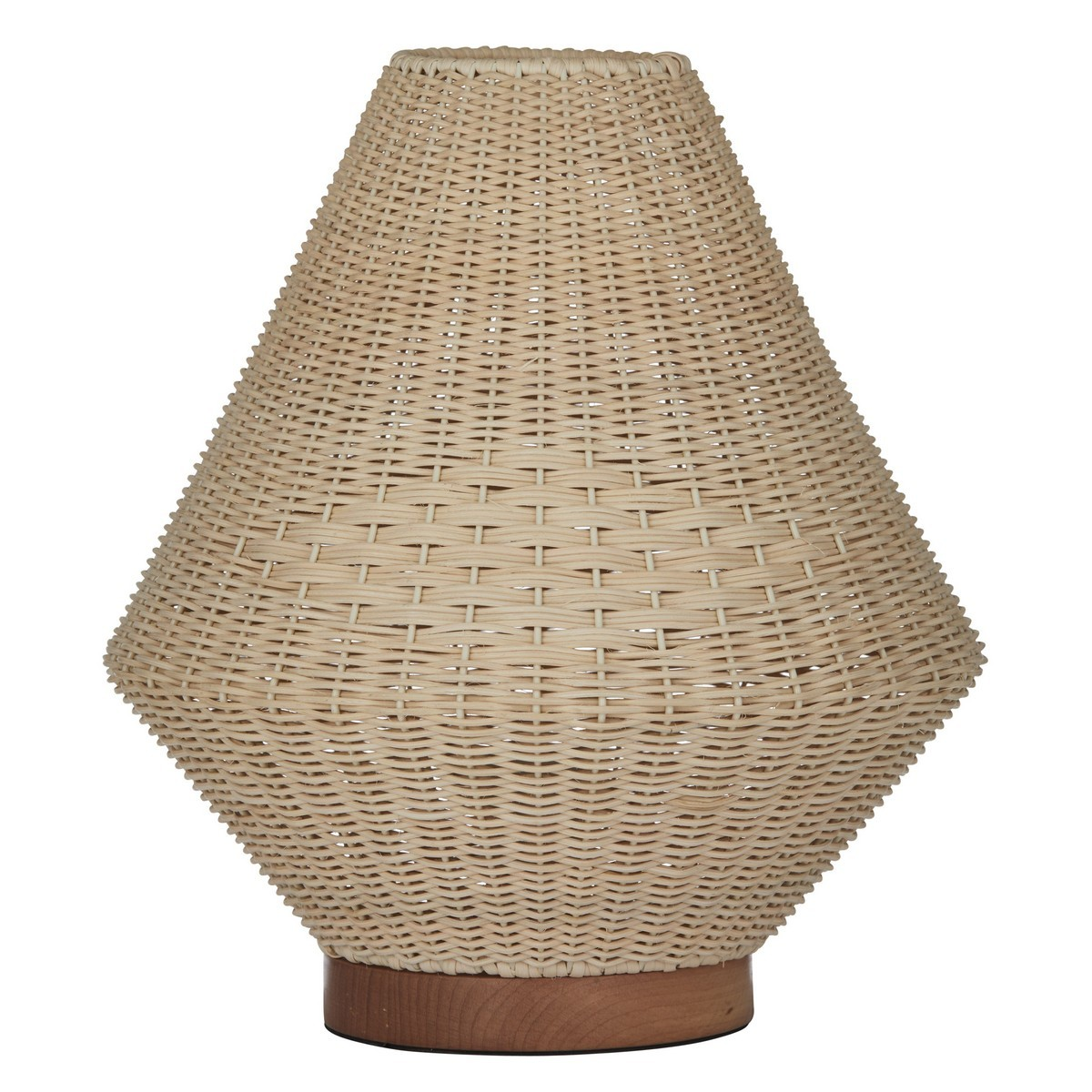 Archer Rattan Table Lamp
