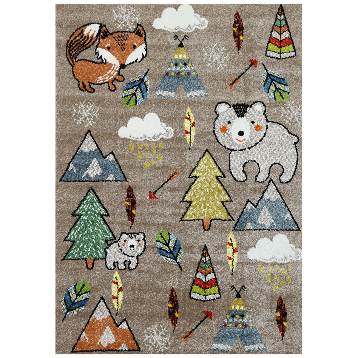 Nova Adventure Kids Rug, 120x170cm
