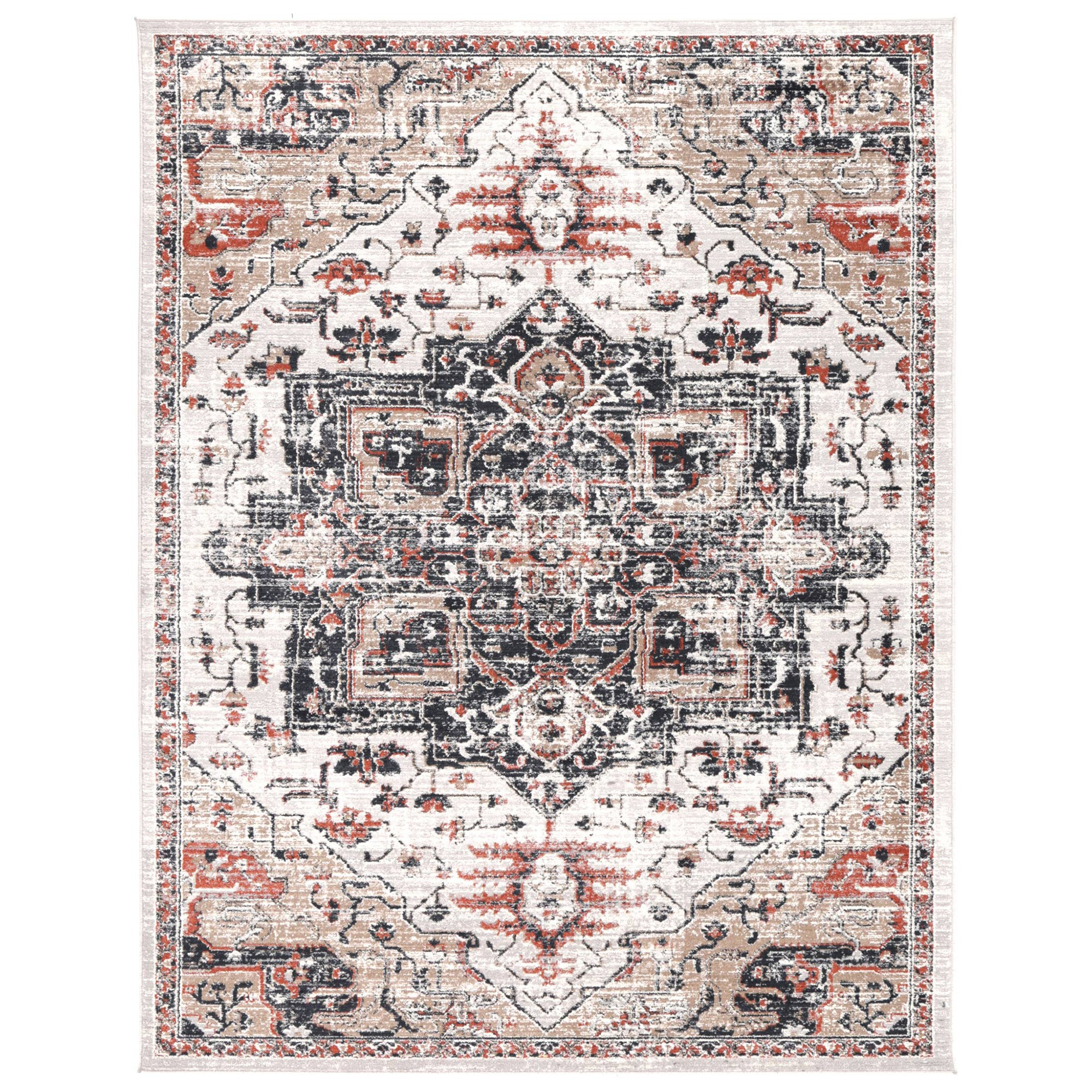 Havana No.02 Transitional Oriental Rug, 380x280cm