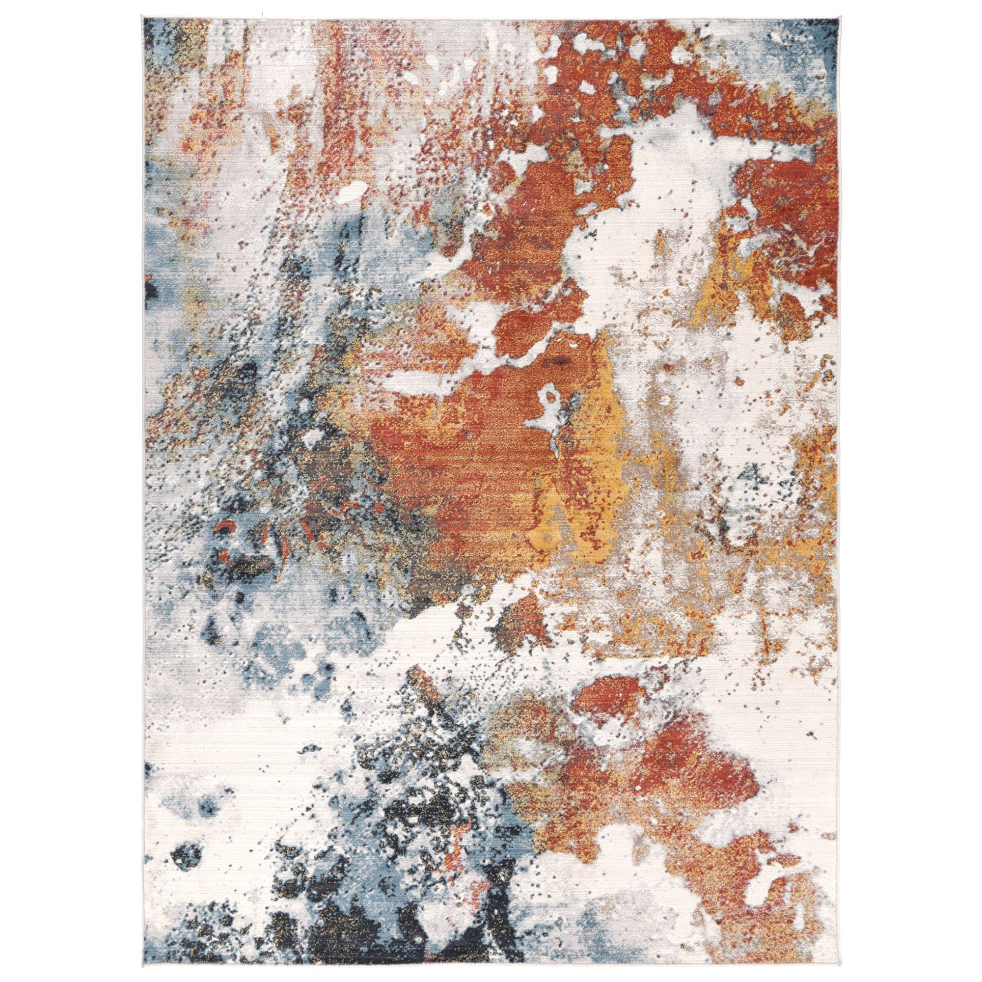 Havana No.04 Abstract Modern Rug, 380x280cm