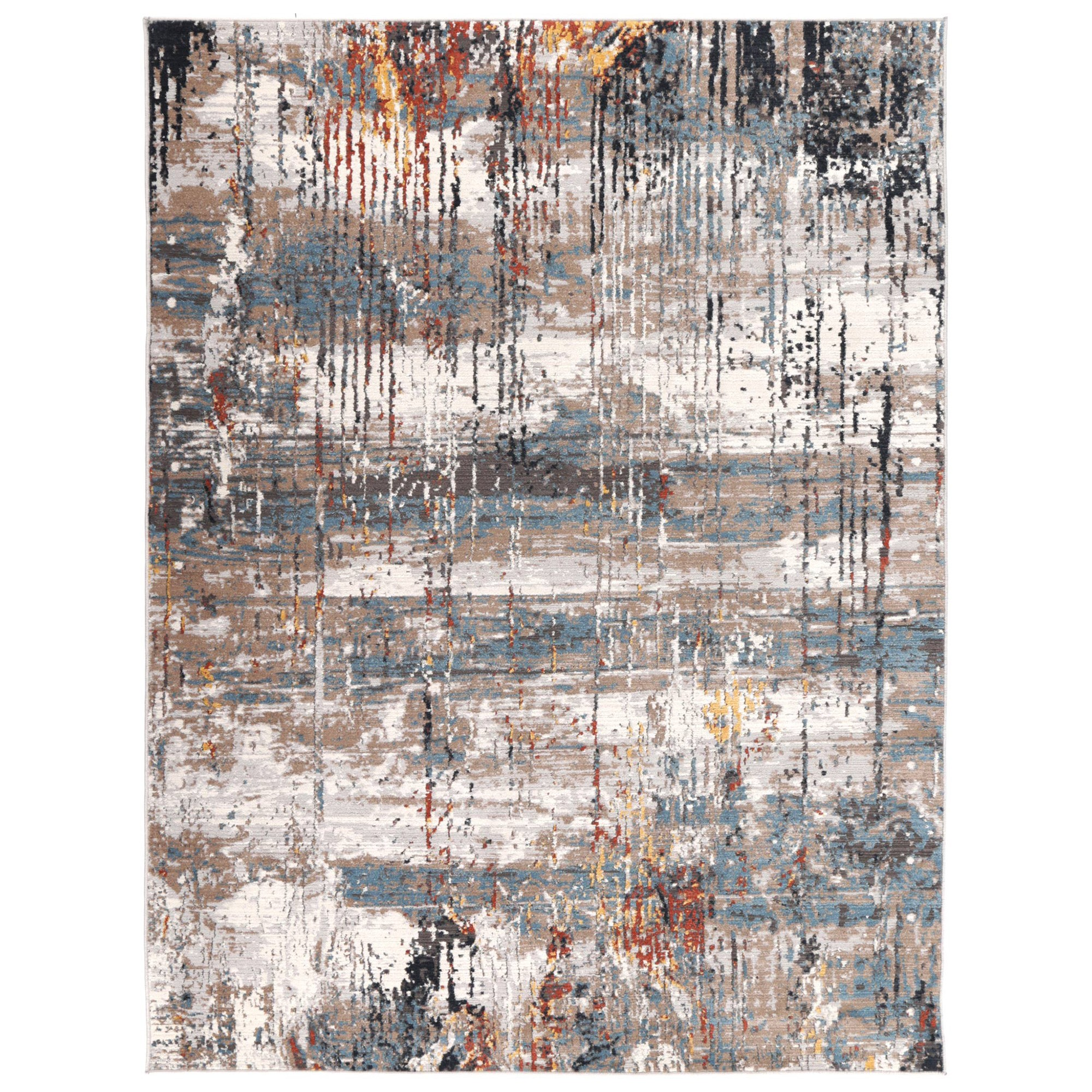 Havana No.08 Abstract Modern Rug, 380x280cm