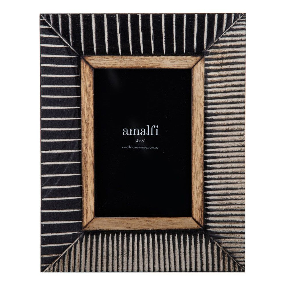 Deniz Wooden Photo Frame, 4x6