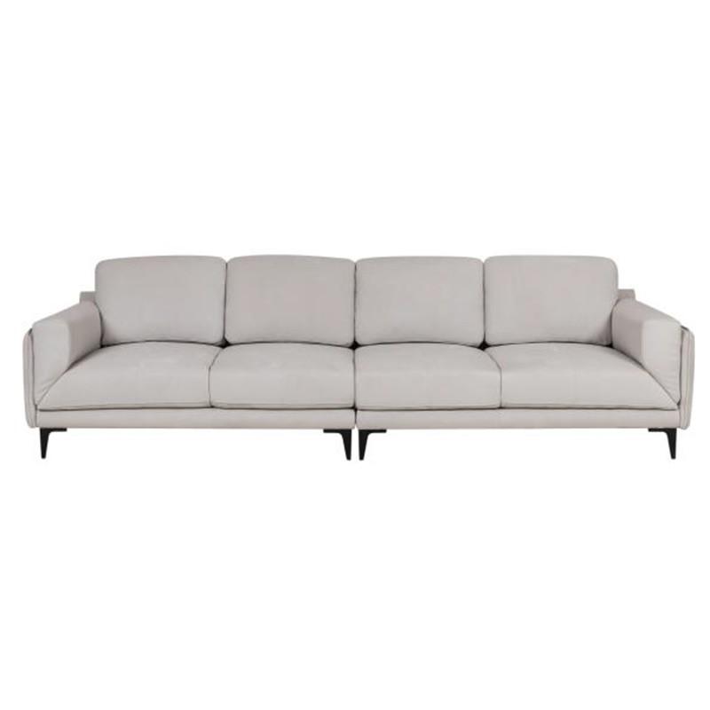 Henry Fabric Sofa, 4 Seater