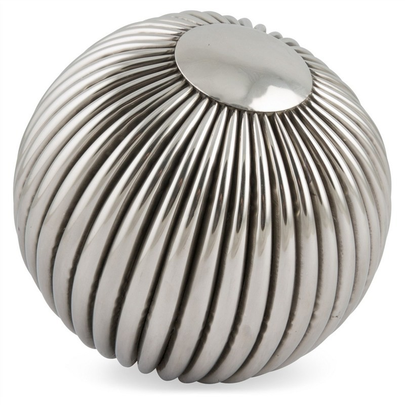 Clisson Steel Striped Ball - Large