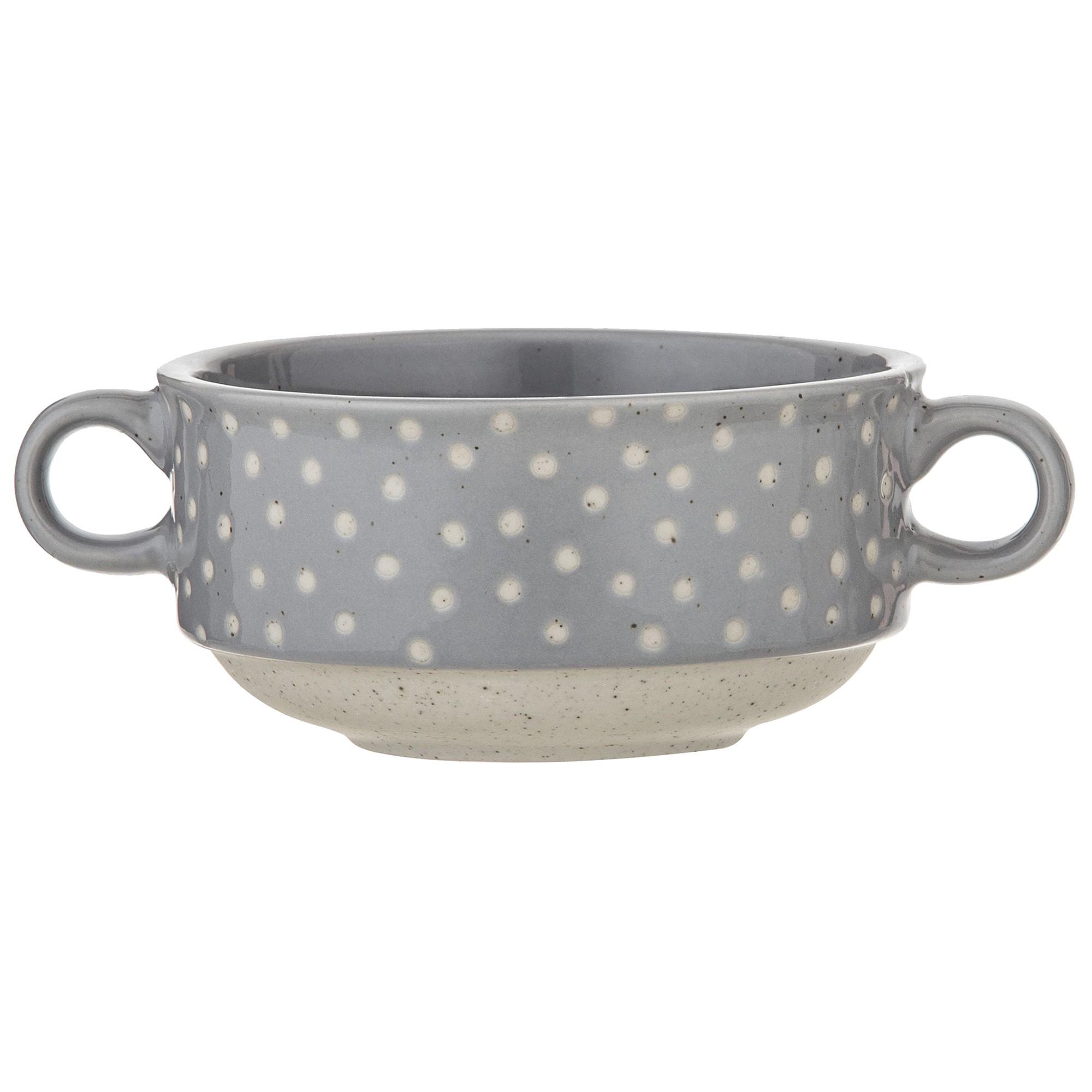 Kitson Ceramic Ramekin, Grey