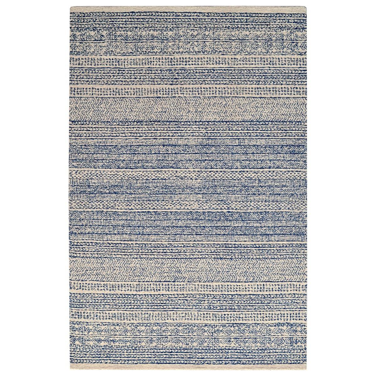 Varun Handmade Wool Rug, 160x110cm