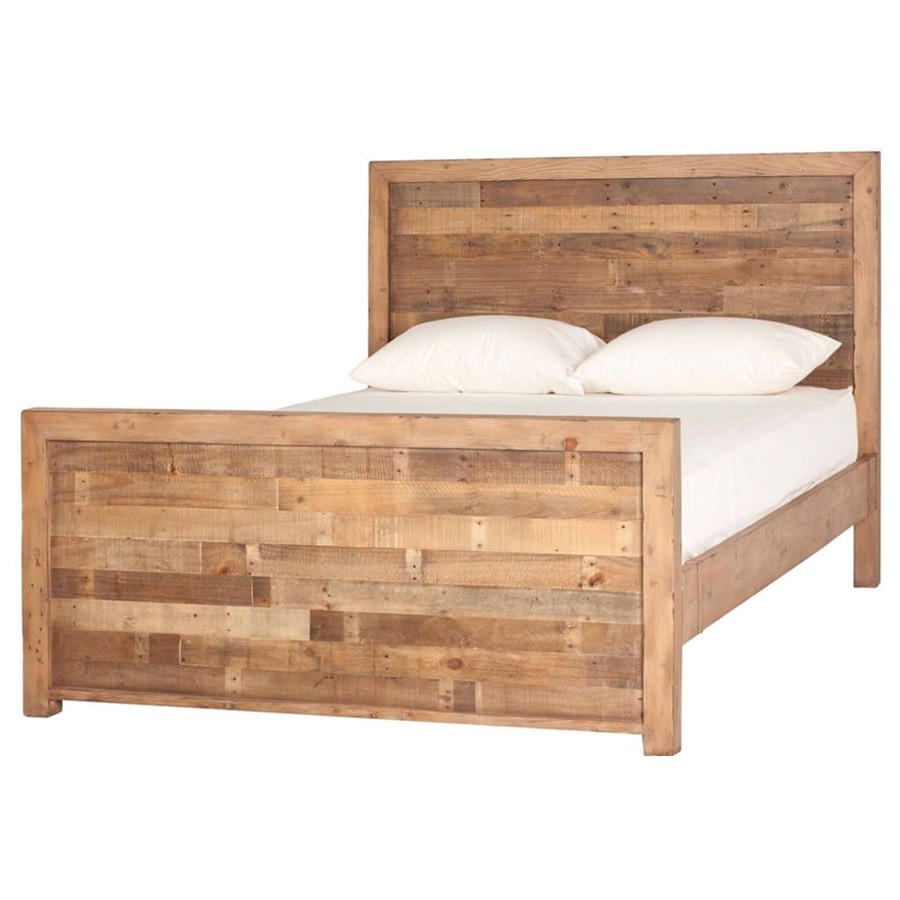 Independence Reclaimed Timber Bed, Queen