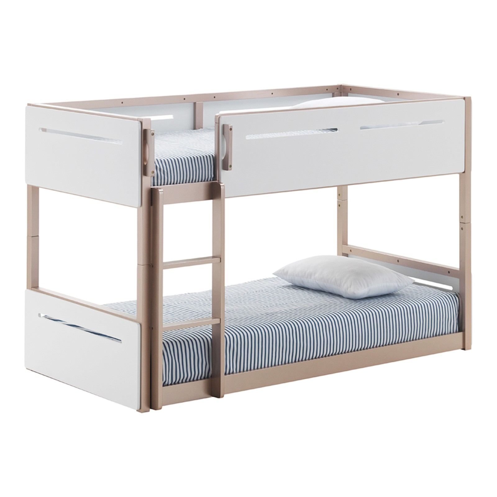 Everett Lowline Bunk Bed, Single