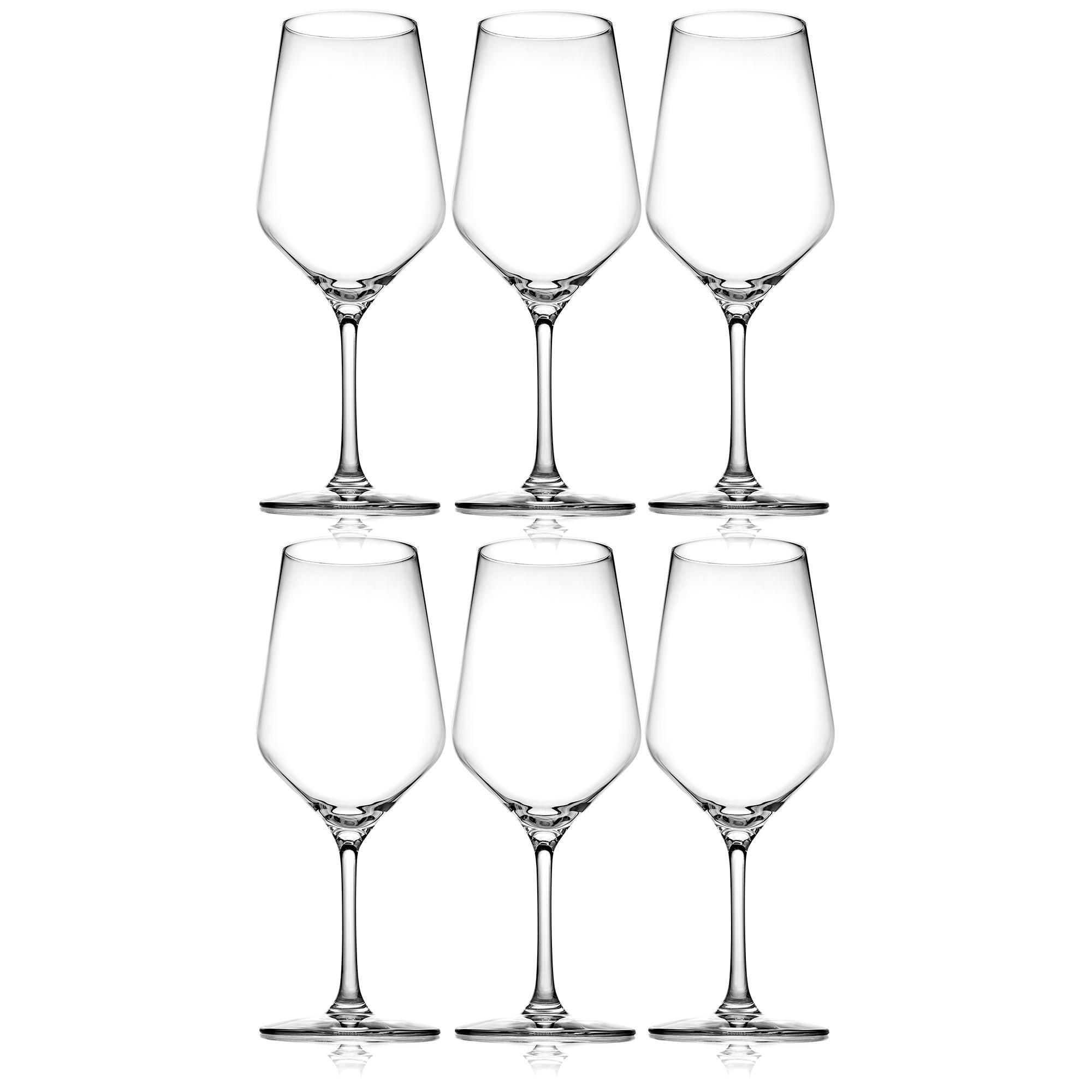 IVV Tasting Hour White Wine Glass, Set of 6