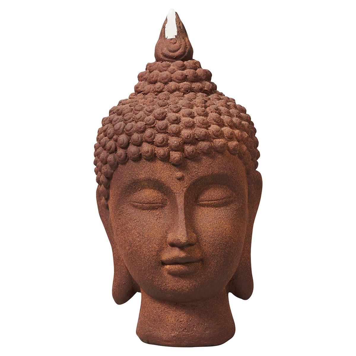 Banyu Buddha Statue, Buddha Head II