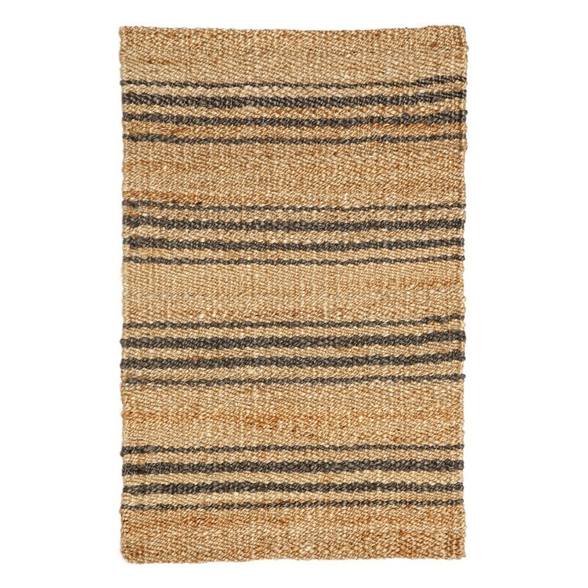 Sequoia Hand Braided Jute Rug, 60x90cm