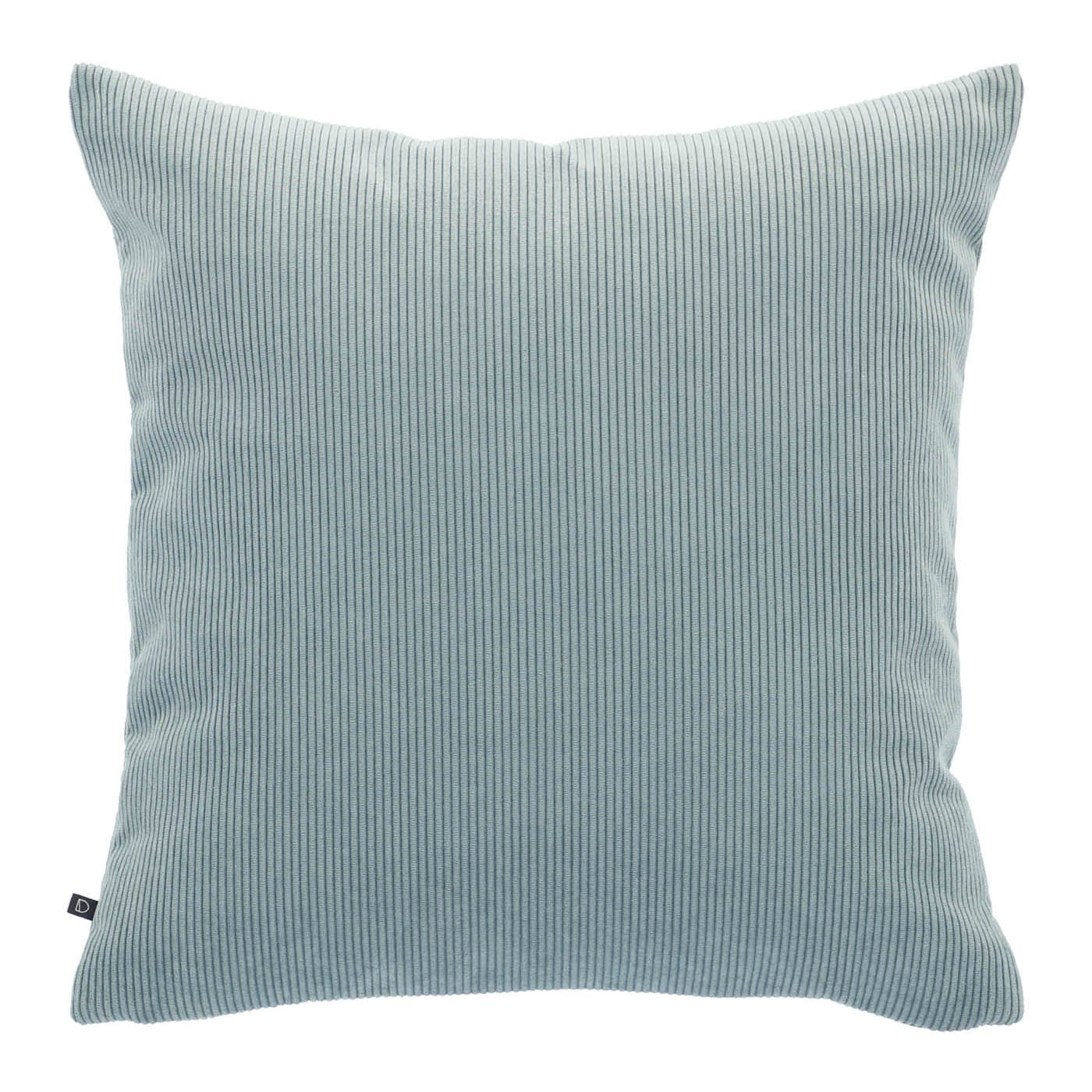 Chelsea Corduroy Fabric Scatter Cushion, Turquoise