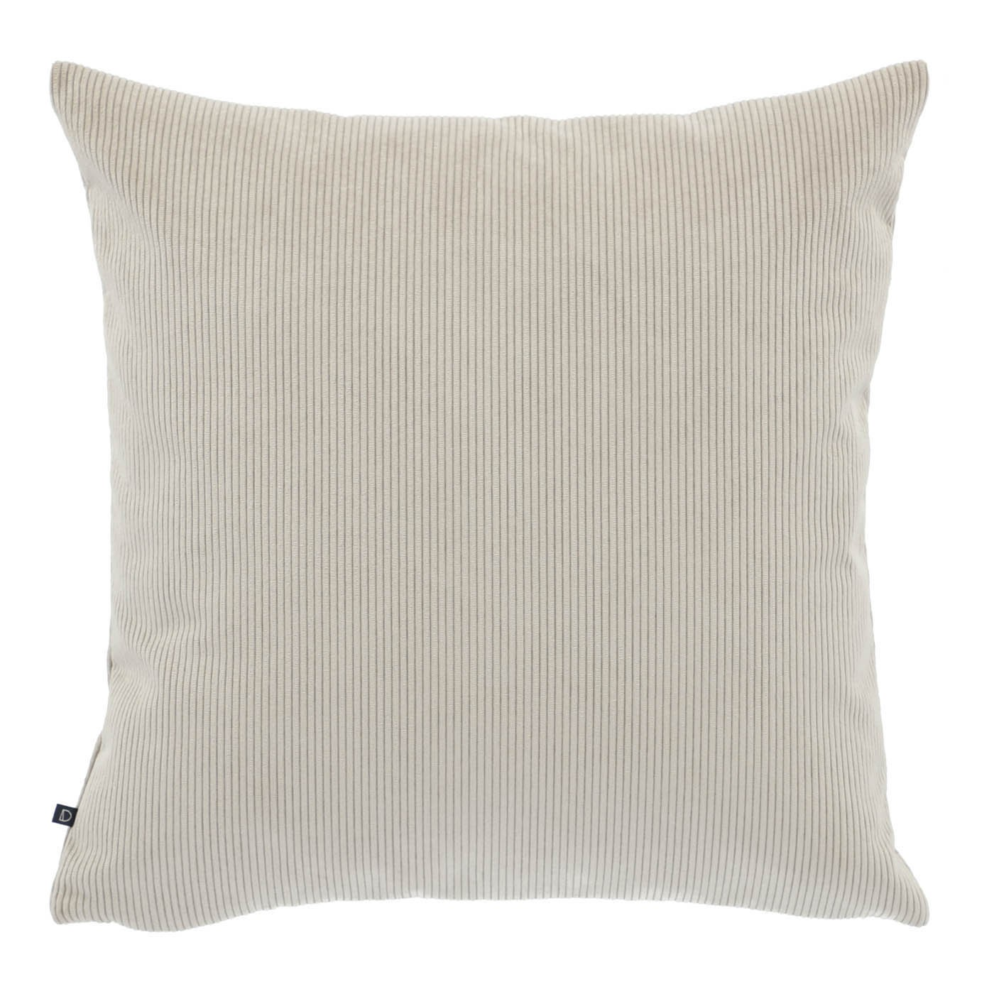 Chelsea Corduroy Fabric Scatter Cushion, Beige