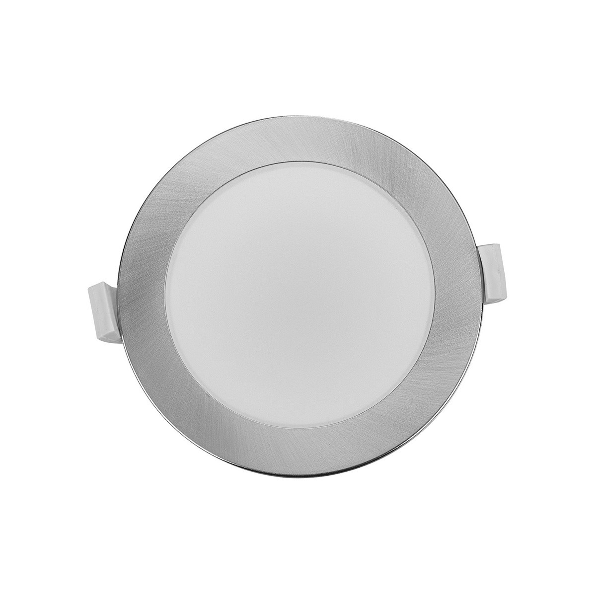 Kato LED Downlight, Nickel