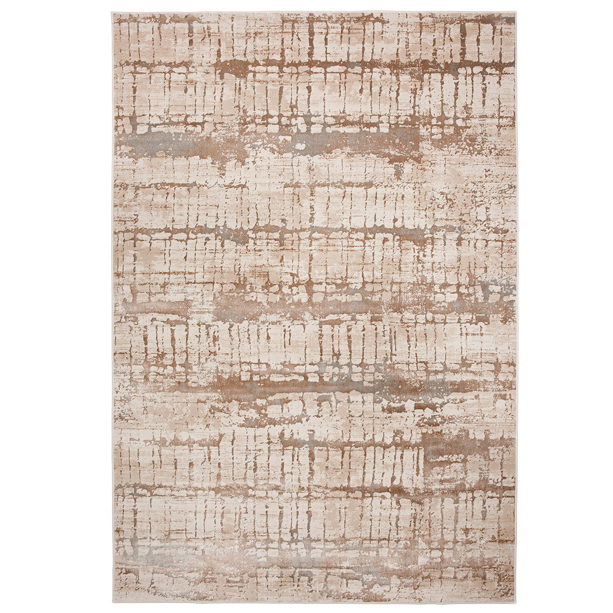 Kingston Modern Rug, 330x240cm, Cream