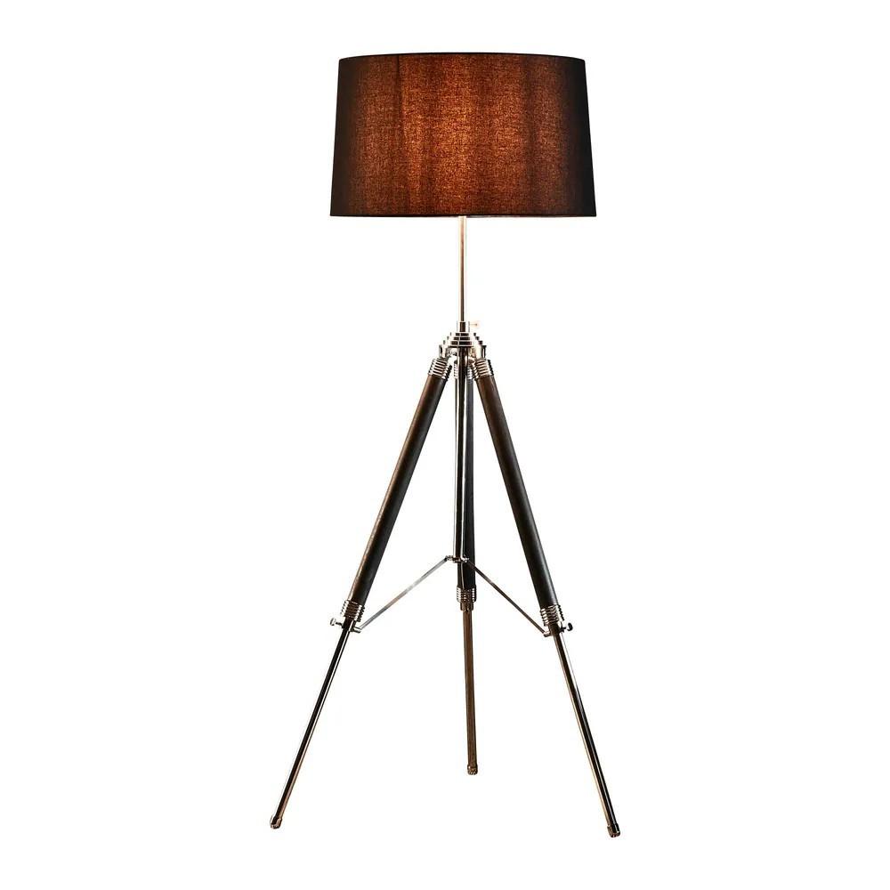 Gemini Tripod Floor Lamp
