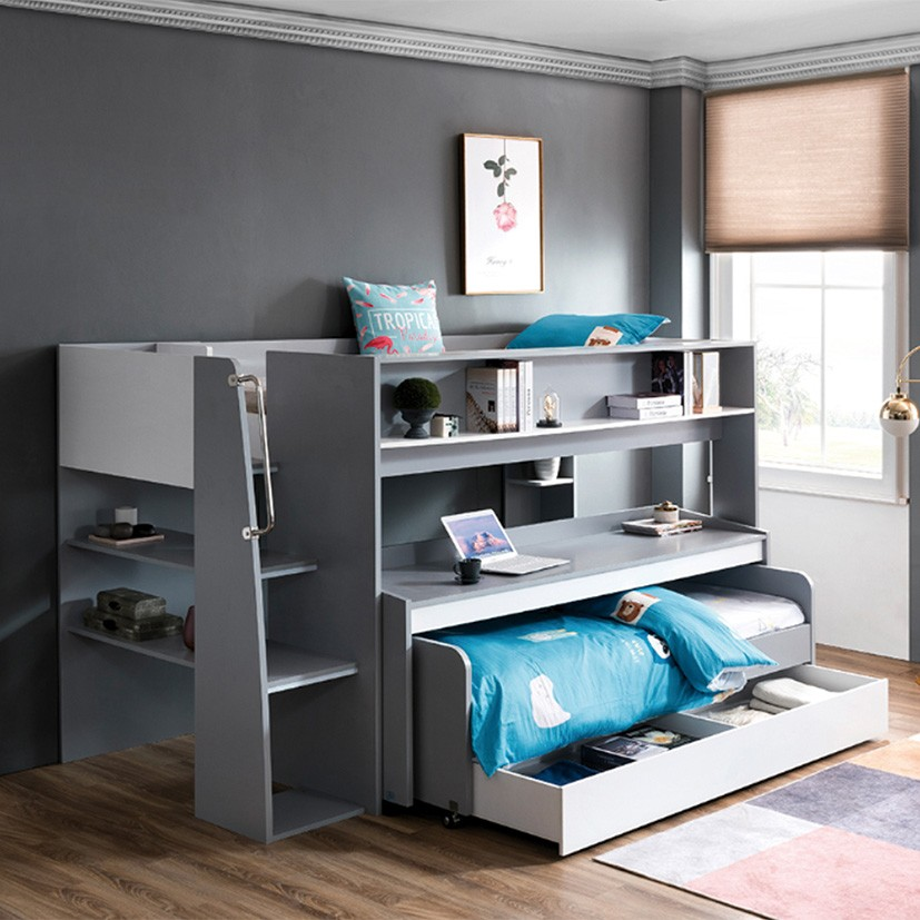 Sarkola Cabin / Bunk Bed, King Single / Single