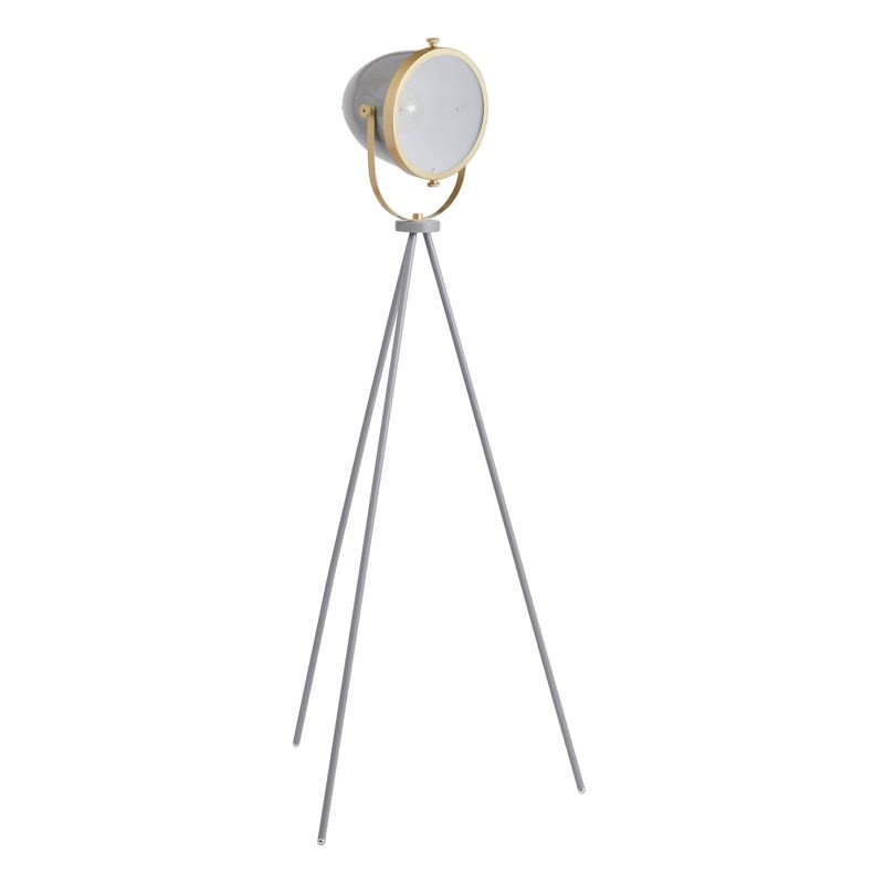 Hugh Metal Floor Lamp