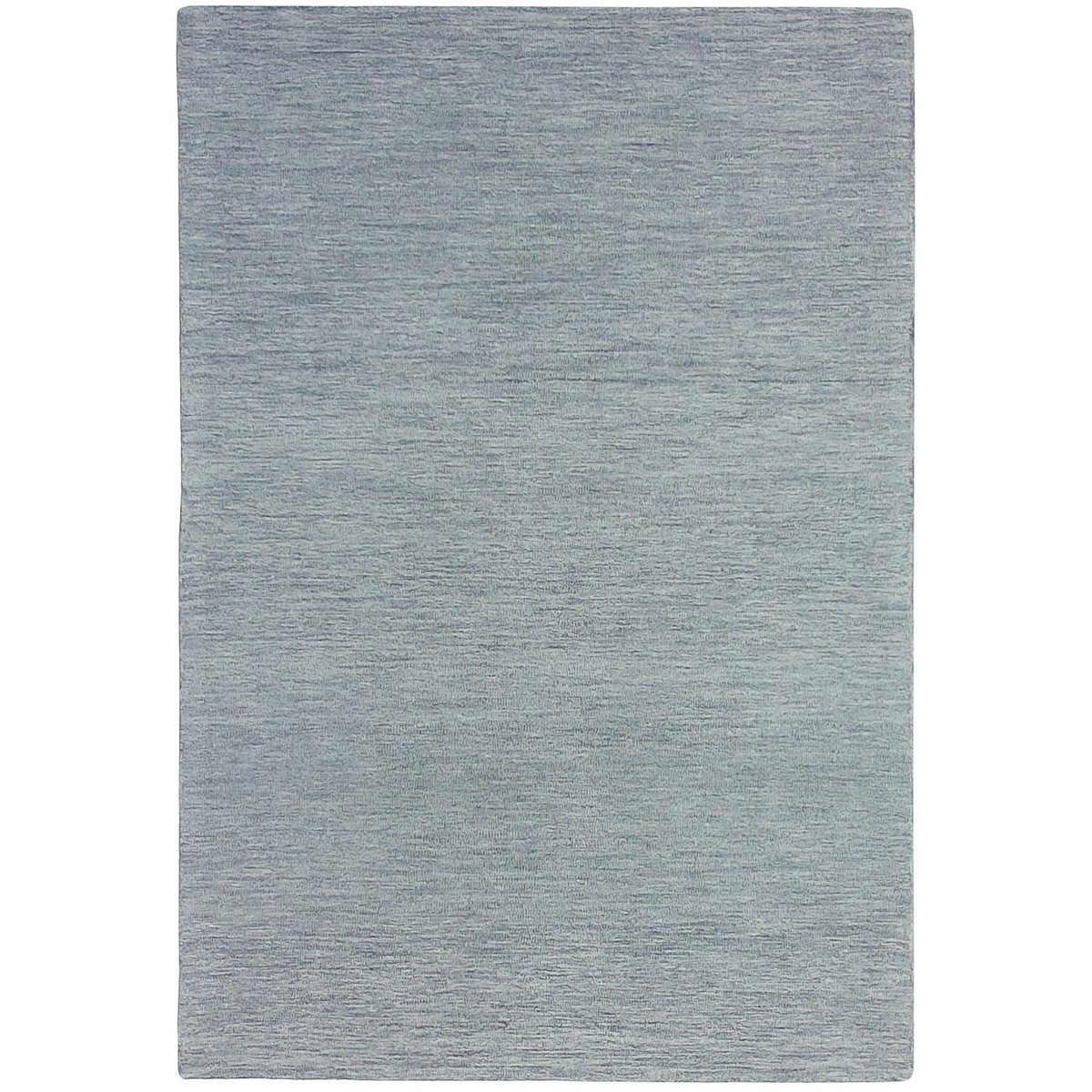 Marled Hand Tufted Wool Rug, 250x300cm, Grey