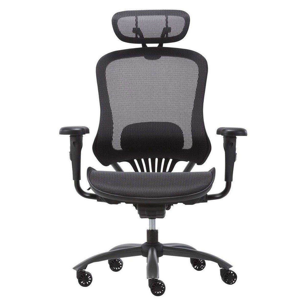 Cortez Commercial Grade Mesh Fabric Ergonomic High Back Office Chair