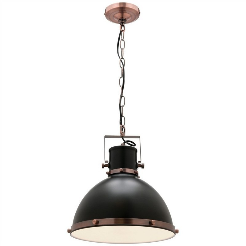 Tonic Metal Pendant Light, Small