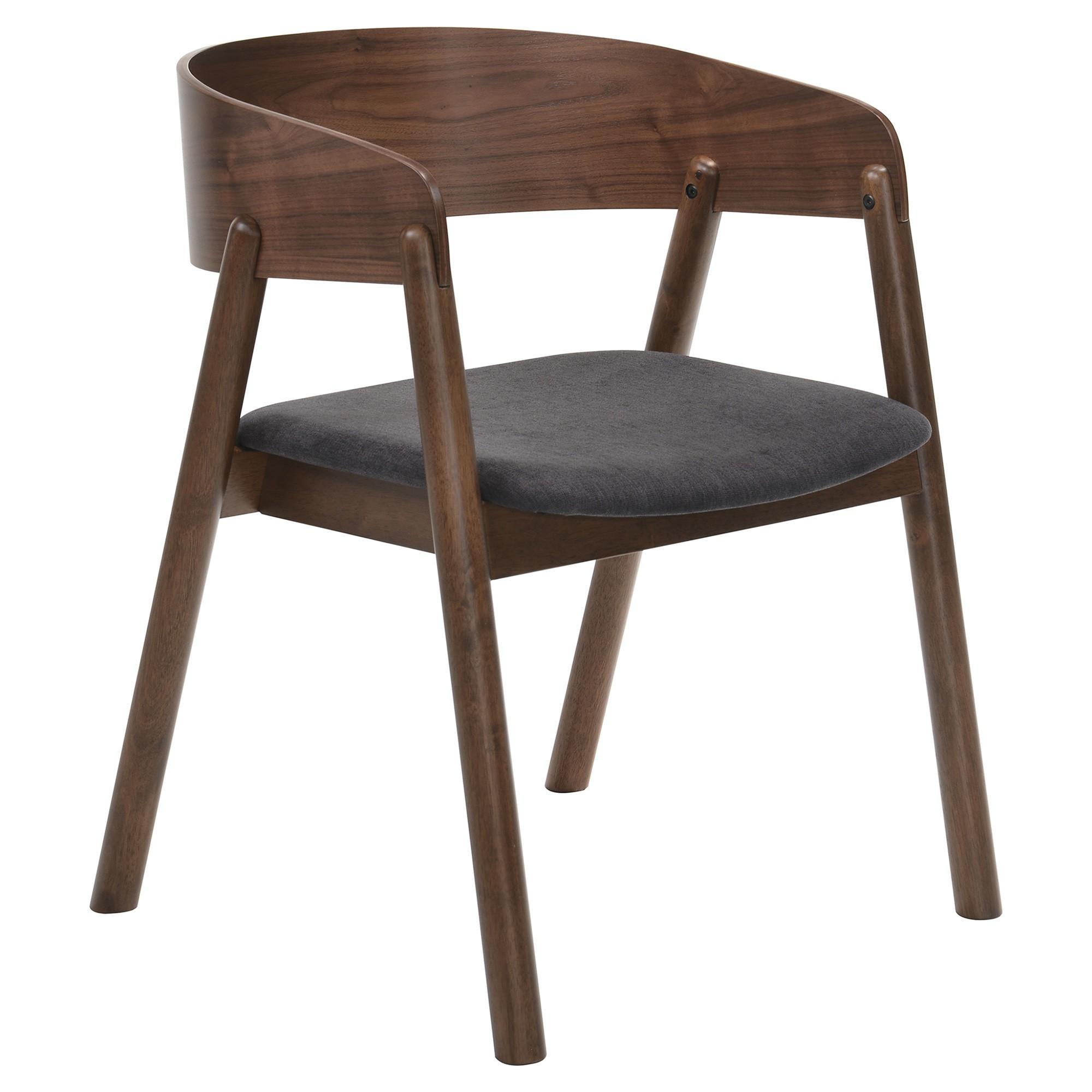 Nima Oak Timber Dining Armchair