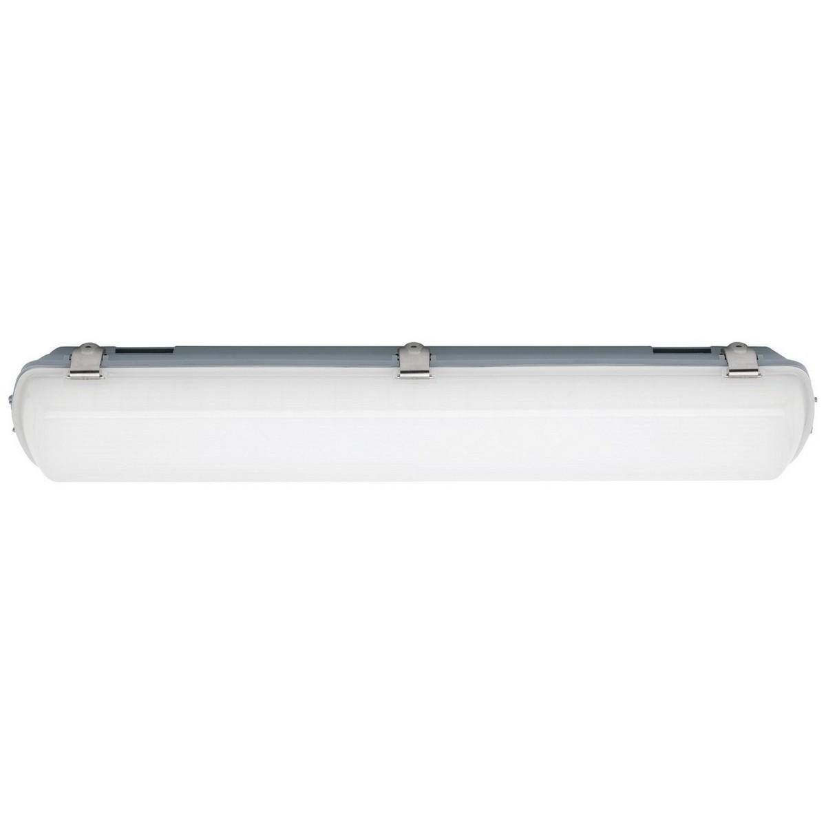 Wave Commercial Grade IP65 Tri-Proof LED Batten Fix Ceiling Light, 20W