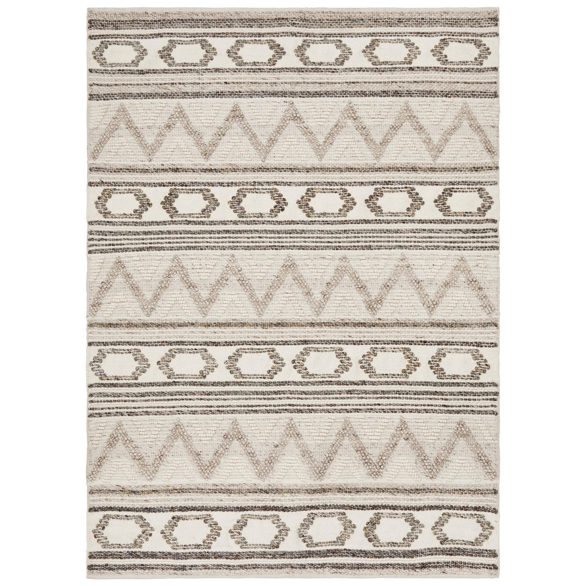 Rhythm Cronus Hand Loomed Wool Rug, 300x400cm