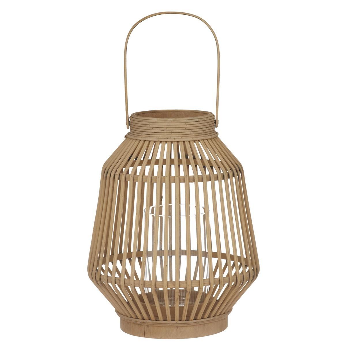 Alma Bamboo Lantern, Small