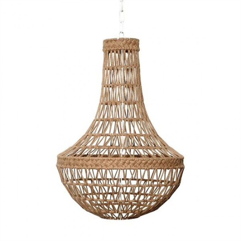 Marcoft Woven Rope Pendant Light