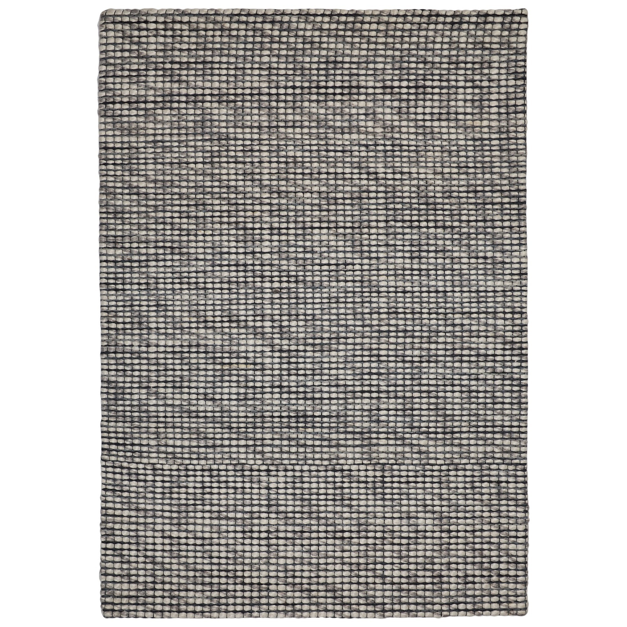 Mist Handwoven Wool Rug, 330x240cm