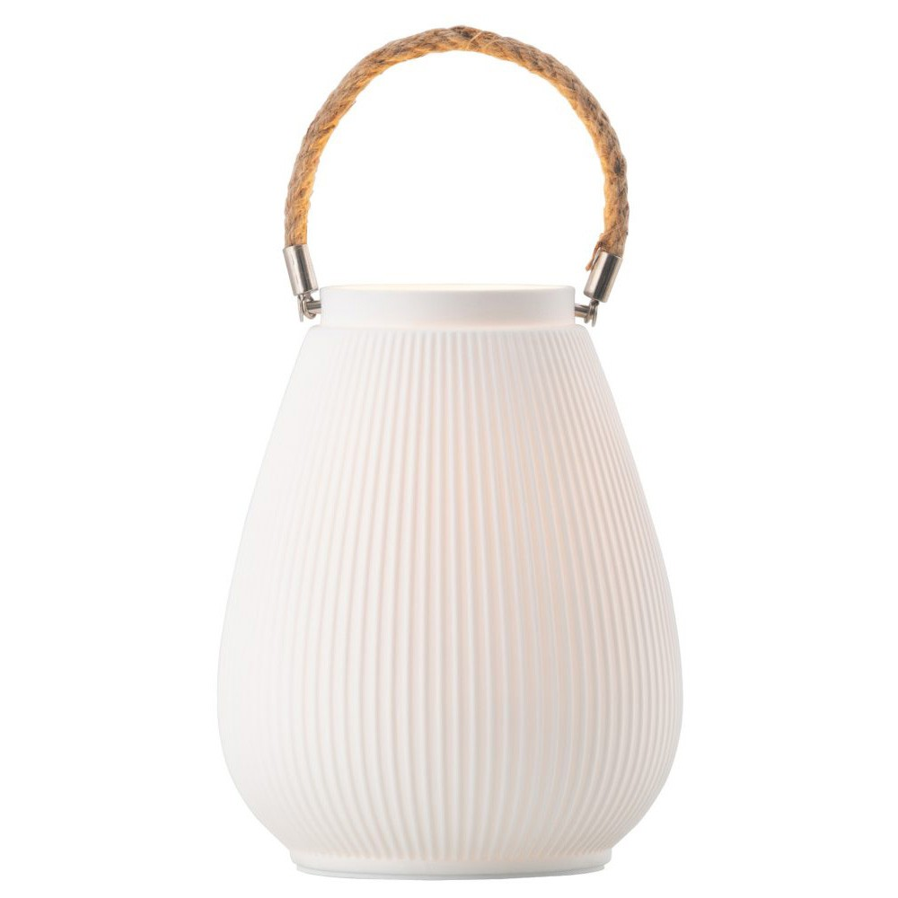 Avery Porcelain Lantern Table Lamp