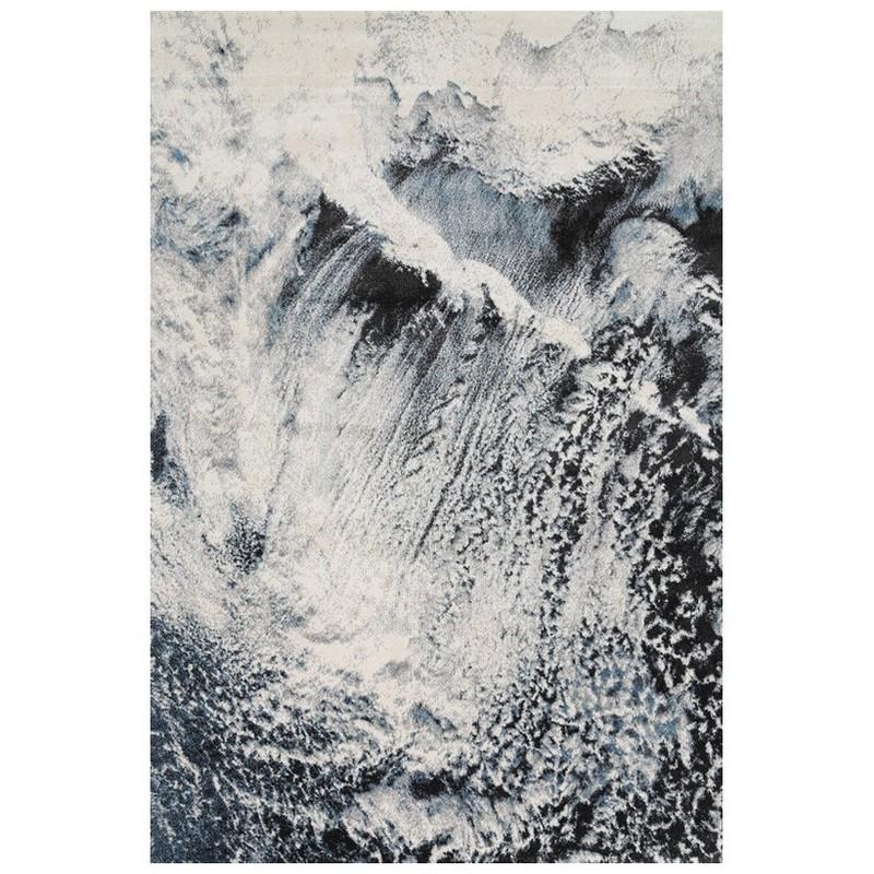 Linden Wave Modern Rug, 120x170cm
