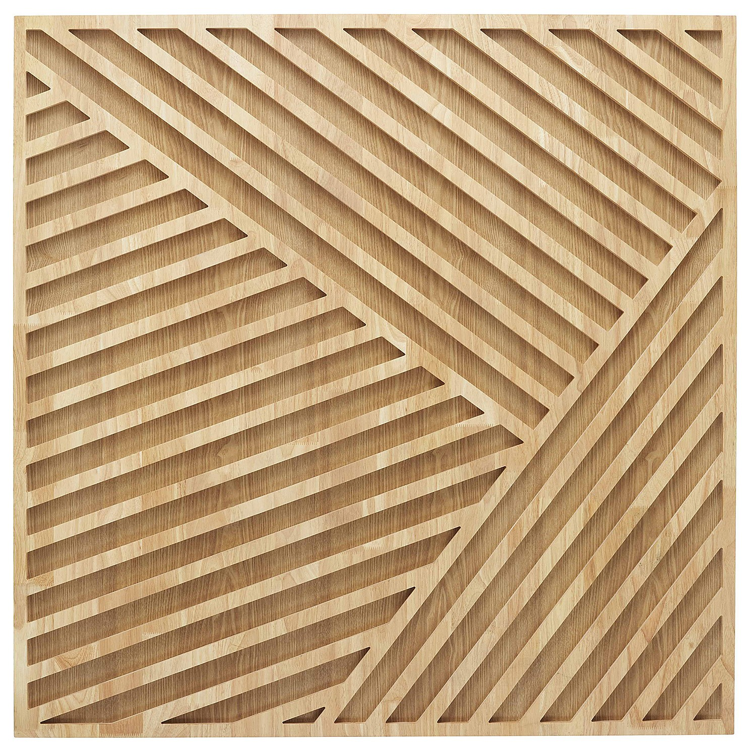 Byron Rubber Wood Wall Art, 120cm