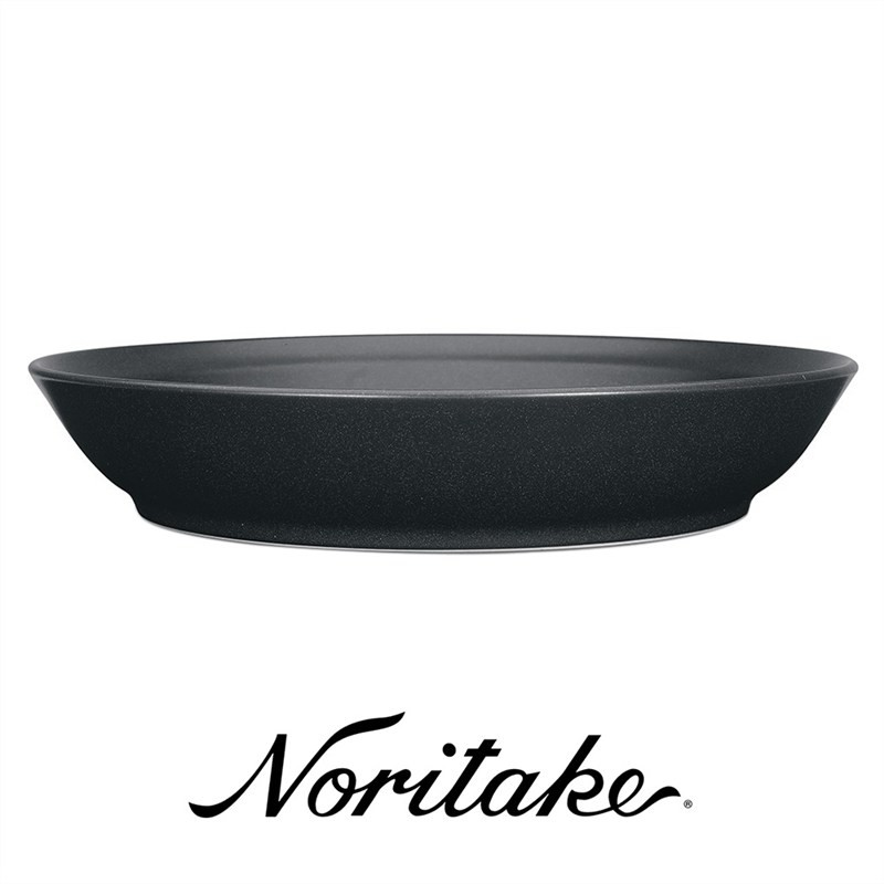 Noritake Colorwave Graphite Pie Baker