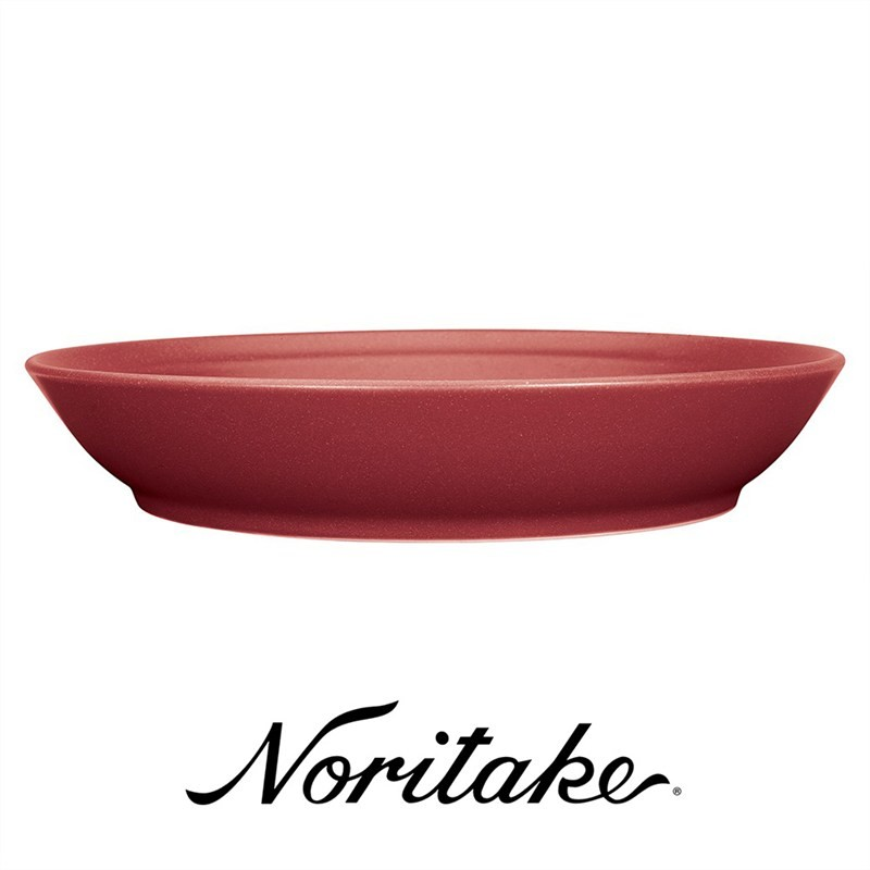 Noritake Colorwave Raspberry Pie Baker