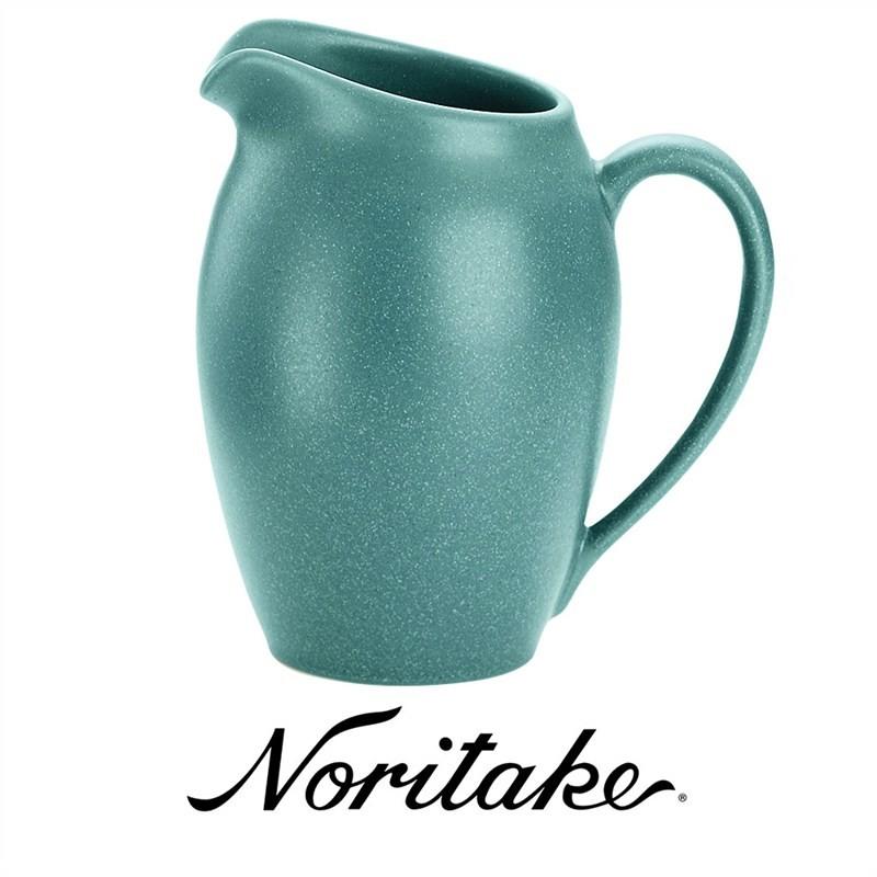 Noritake Colorwave Turquoise Creamer