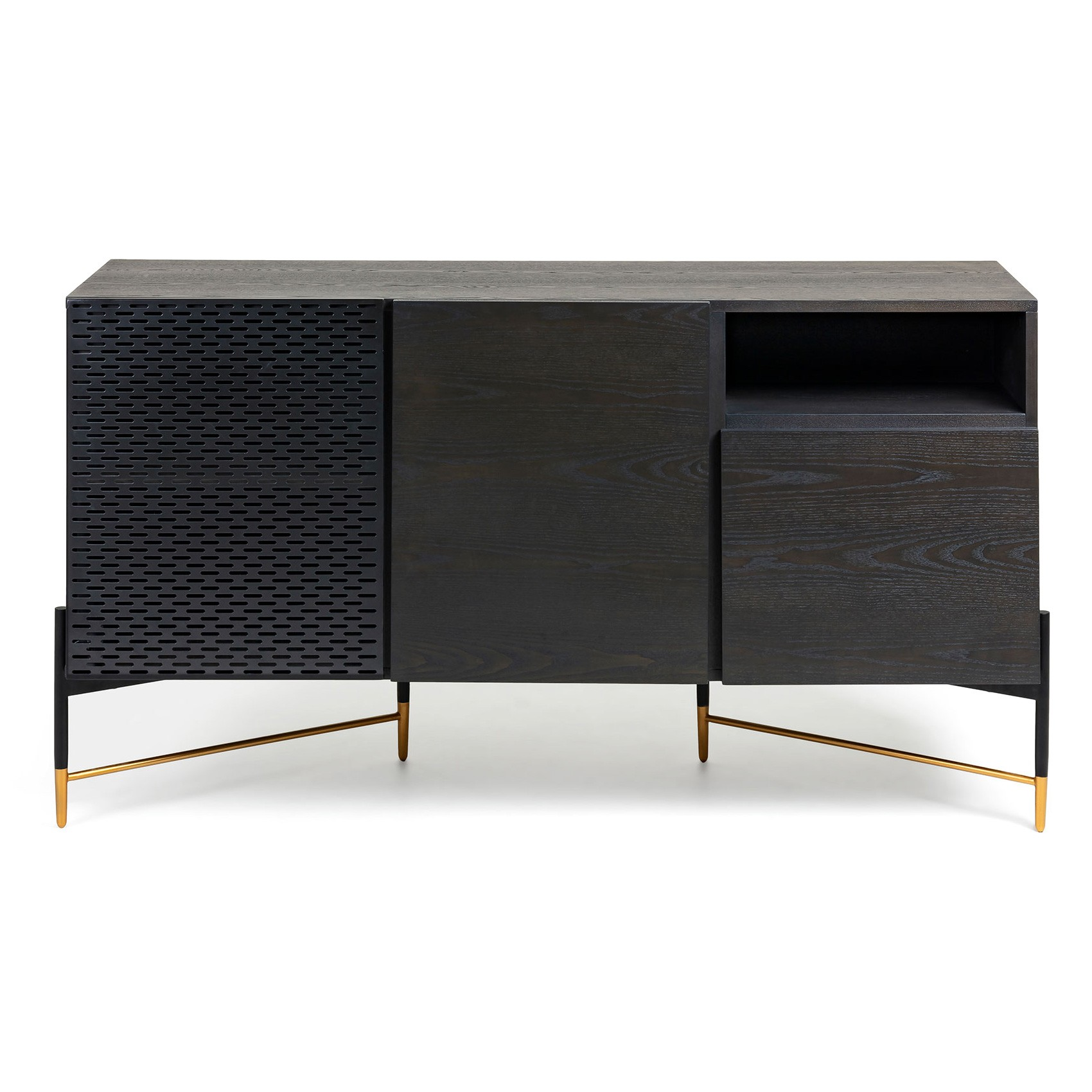 Macleod Ashwood 3 Door Sideboard, 159cm